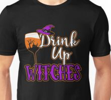 Halloween - Wine Tshirt Unisex T-Shirt