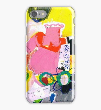 i am quite silly....sometimes iPhone Case/Skin