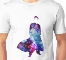 10th doctor trench coat and glasses  Unisex T-Shirt
