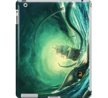Kraken - version 2 iPad Case/Skin