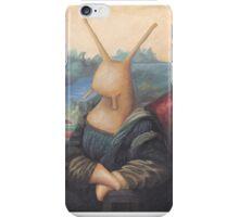 Mona Lisa iPhone Case/Skin