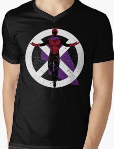 The Master of Magnetism Mens V-Neck T-Shirt