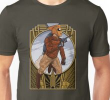 Rocket Man. Unisex T-Shirt