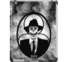 Death, Tarot card  iPad Case/Skin