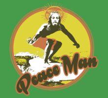 Surfer Jesus One Piece - Short Sleeve