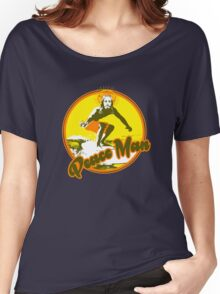 Surfer Jesus Women's Relaxed Fit T-Shirt