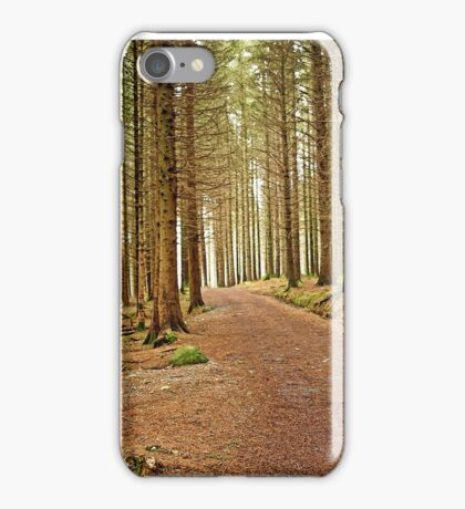 Mourne Mountains Forest iPhone Case/Skin
