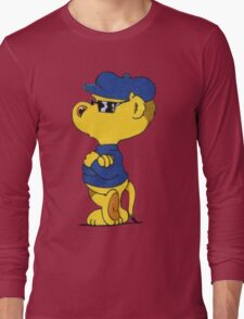 Ferald: The Smooth Ferret Long Sleeve T-Shirt