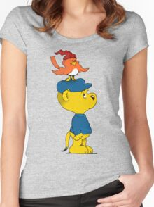 Ferald and Birzy Women's Fitted Scoop T-Shirt