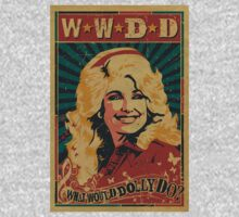 what would dolly do One Piece - Short Sleeve