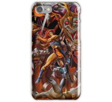 Battle Thundercats iPhone Case/Skin