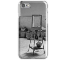 Waiting for Inspiration iPhone Case/Skin