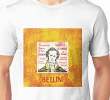 Vincenzo Bellini - Italian opera composer Unisex T-Shirt