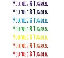 Youtube & Tumblr by praaladida
