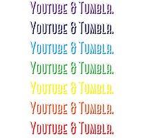 Youtube & Tumblr by praaladida