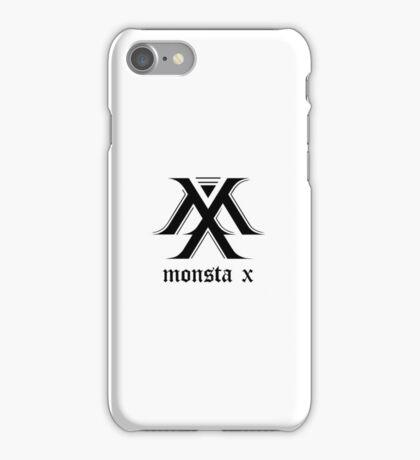 Monsta x Logo iPhone Case/Skin