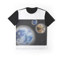 Moon procession  Graphic T-Shirt