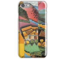 Juan Gris - Landscape At Ceret 1913 iPhone Case/Skin