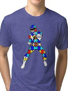 Autism Ranger Tri-blend T-Shirt
