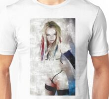Self Portrait Erotica by MB Unisex T-Shirt