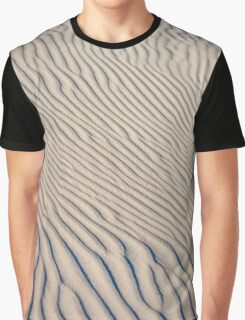 Sand Texture Graphic T-Shirt