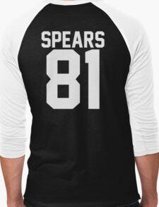 #BRITNEYSPEARS Men's Baseball ¾ T-Shirt