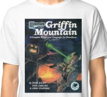 Griffin Mountain Cover Classic T-Shirt