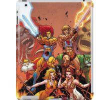 Thundercats & He Man iPad Case/Skin