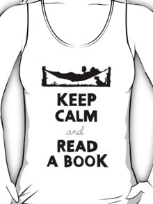 KEEP CALM AND READ A BOOK T-Shirt