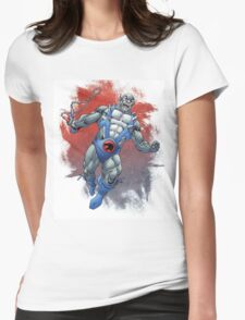 Panthro Womens Fitted T-Shirt