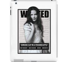 Snow White_Mary Margaret iPad Case/Skin