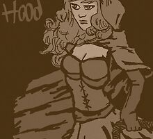 Red riding hood vintage by Logan81