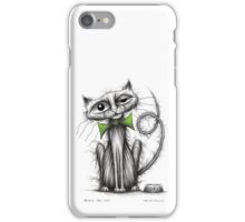 Boris the cat iPhone Case/Skin