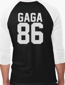 #LADYGAGA Men's Baseball ¾ T-Shirt