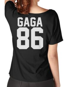 #LADYGAGA Women's Relaxed Fit T-Shirt