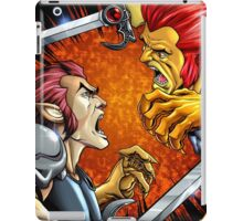 Battle of the Lion iPad Case/Skin