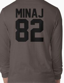 #NICKIMINAJ Long Sleeve T-Shirt