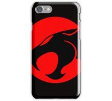 Logo Thundercats iPhone Case/Skin