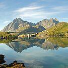 Lofoten ( Reine area ) - Norway by Arie Koene
