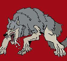 Big bad wolf by Logan81