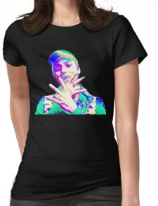 Keith Ape Womens Fitted T-Shirt