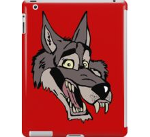 Big wolf iPad Case/Skin