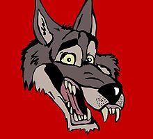 Big wolf by Logan81