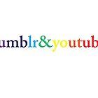 tumblr&youtube. by praaladida