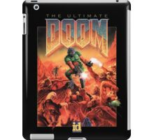 Doom retro iPad Case/Skin