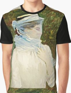 John Singer Sargent - Sally Fairchild  Graphic T-Shirt