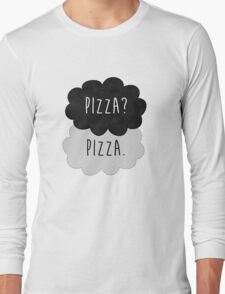 Pizza? Pizza. Long Sleeve T-Shirt