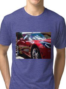 Classic Muscle Car Tri-blend T-Shirt