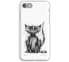 Bad cat iPhone Case/Skin