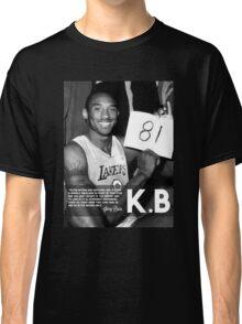 Kobe 81 Classic T-Shirt